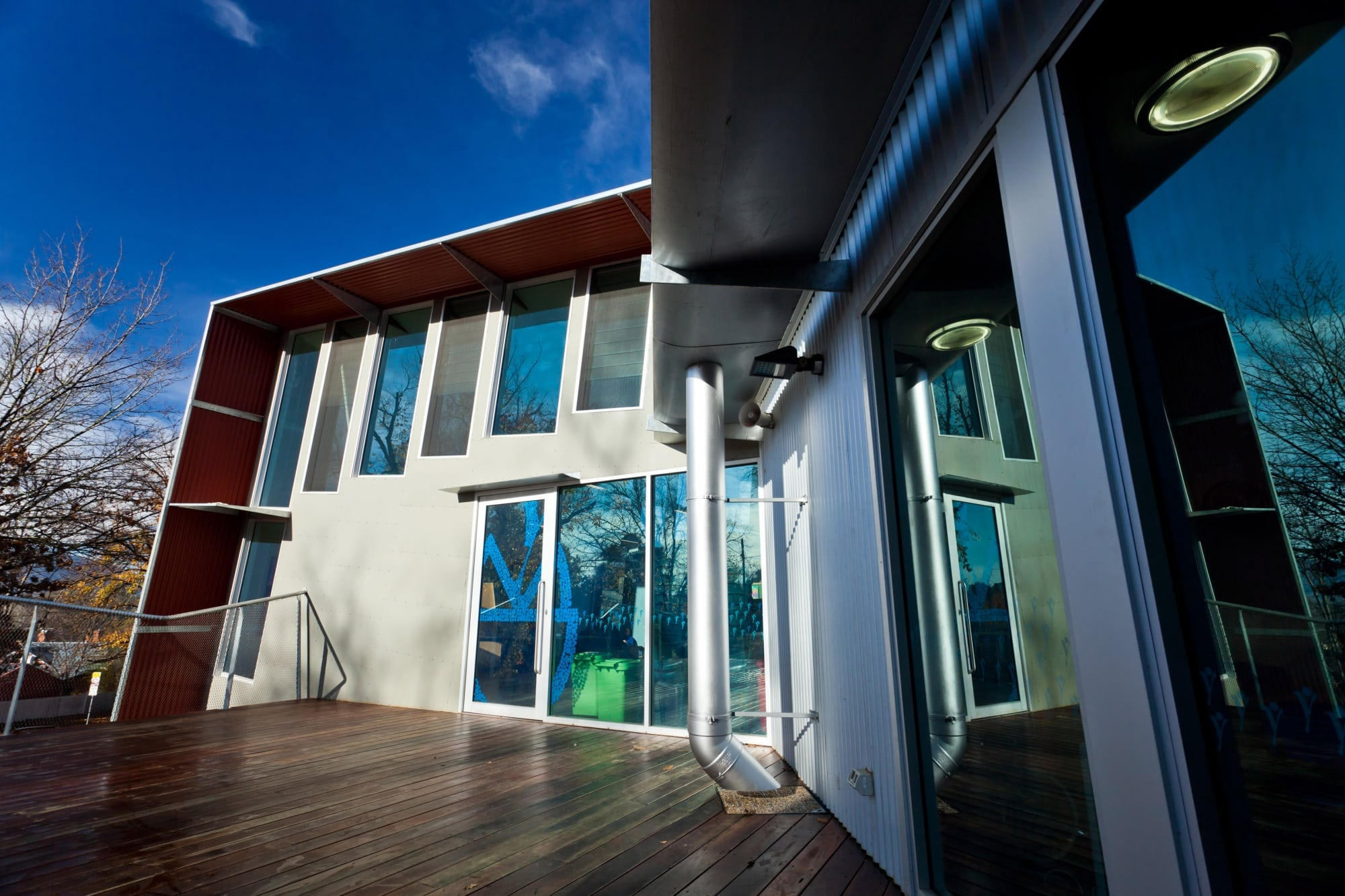 Yackandandah Primary School - External Glazing