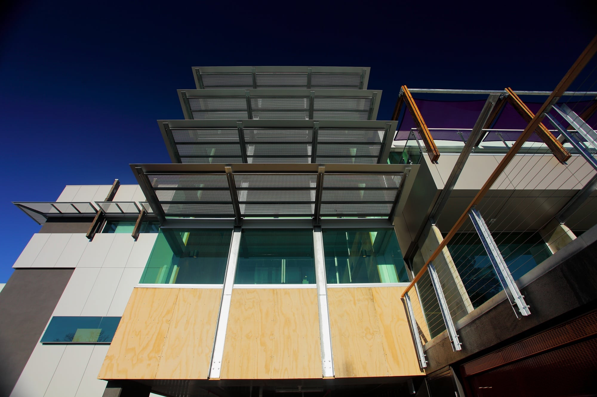 Monash Bendigo Regional Clinical School - Office Facade