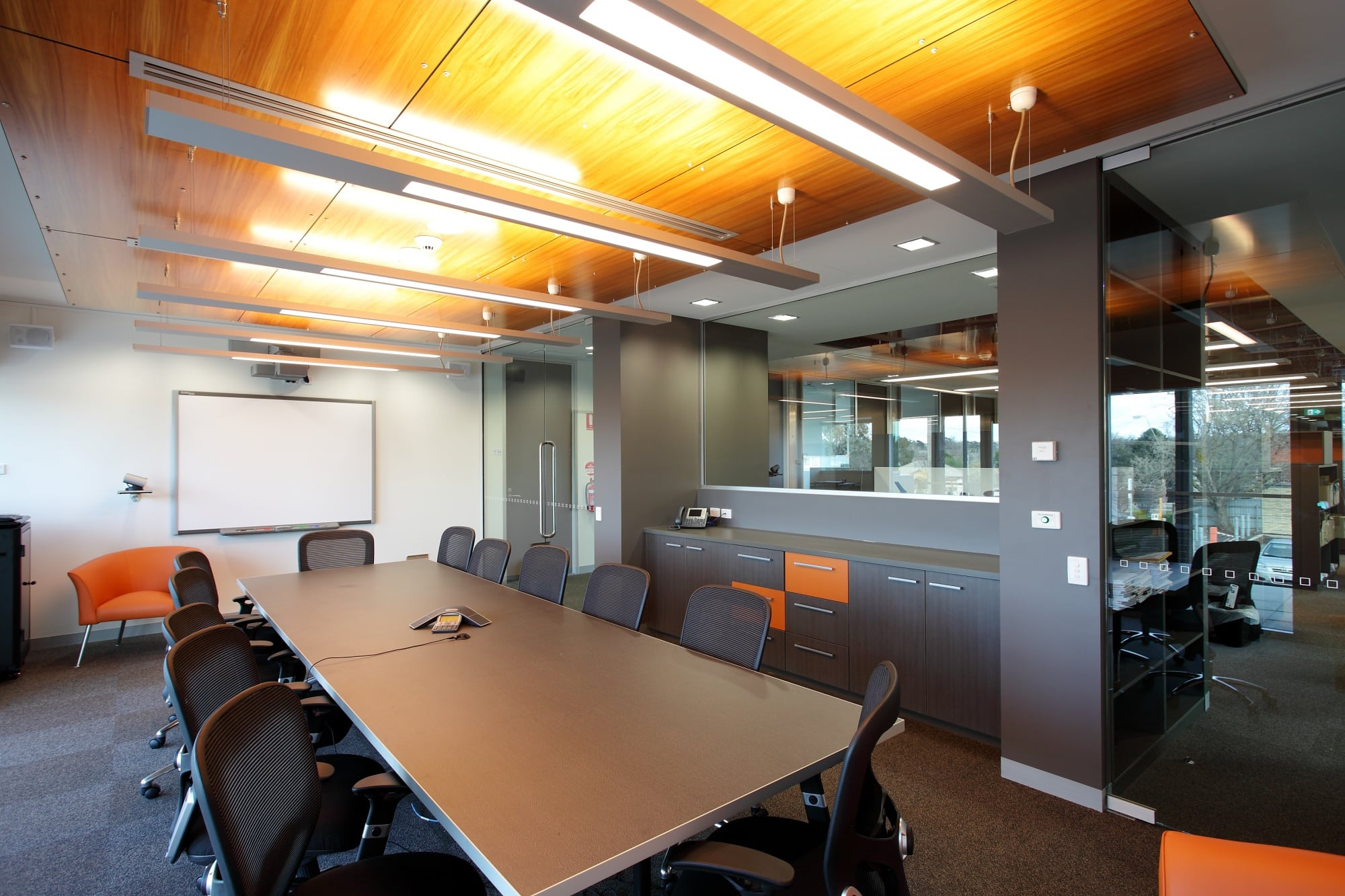 Monash Bendigo Regional Clinical School - Meeting Room