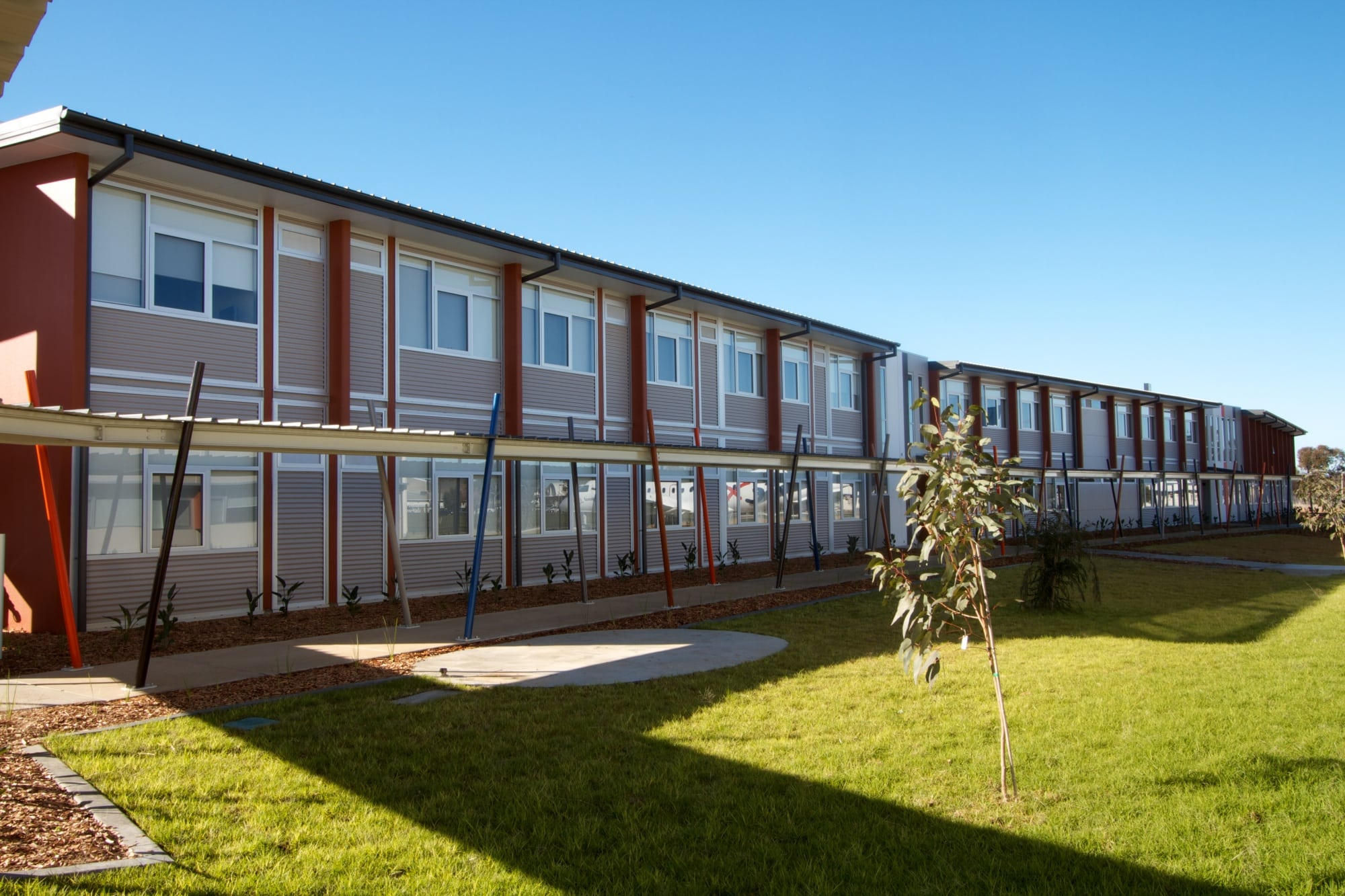 Australian Airline Training Academy - External Building