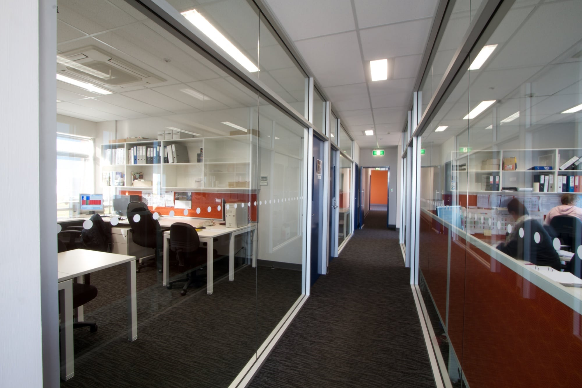 Australian Airline Training Academy - Internal Classrooms